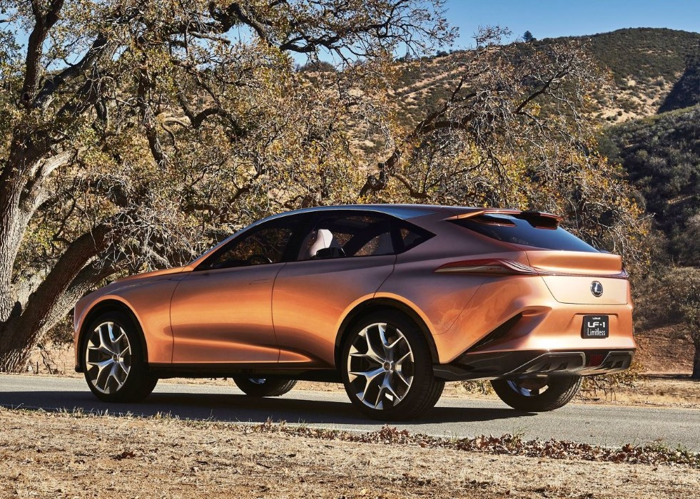2019 lexus lf 1 limitless specs new suv price. Black Bedroom Furniture Sets. Home Design Ideas