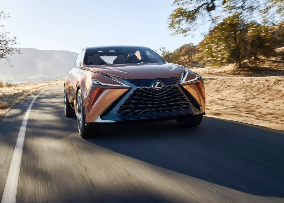 2019 Lexus LF-1 Limitless Release Date and Price