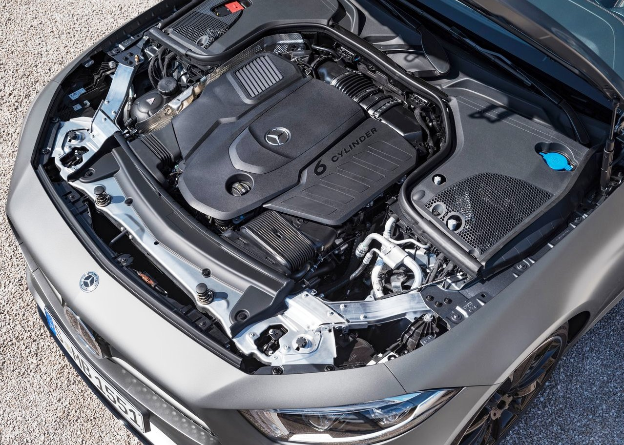 2019 Mercedes CLS Diesel Engine Performance
