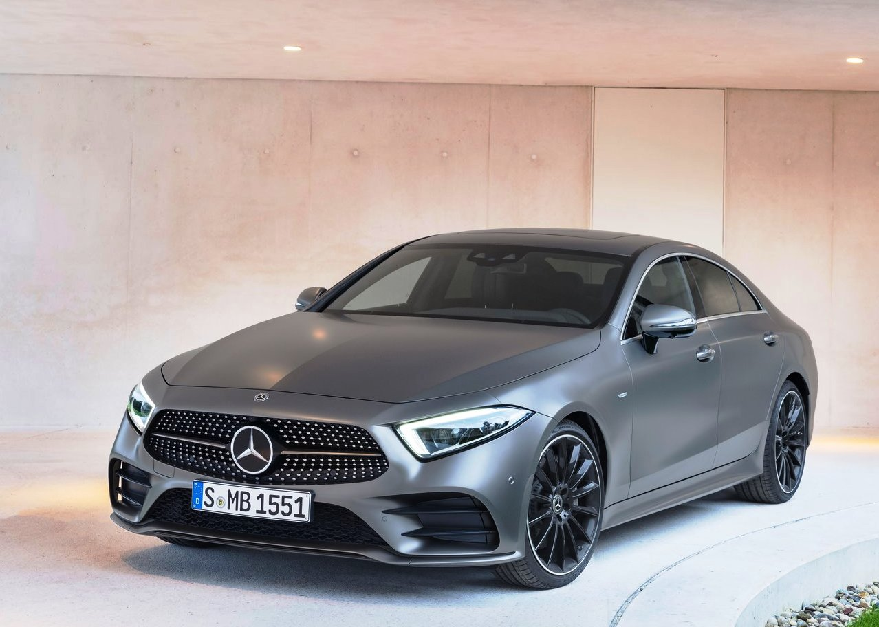 2019 Mercedes CLS Price and Equipment