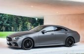 2019 Mercedes CLS Release Date and MSRP