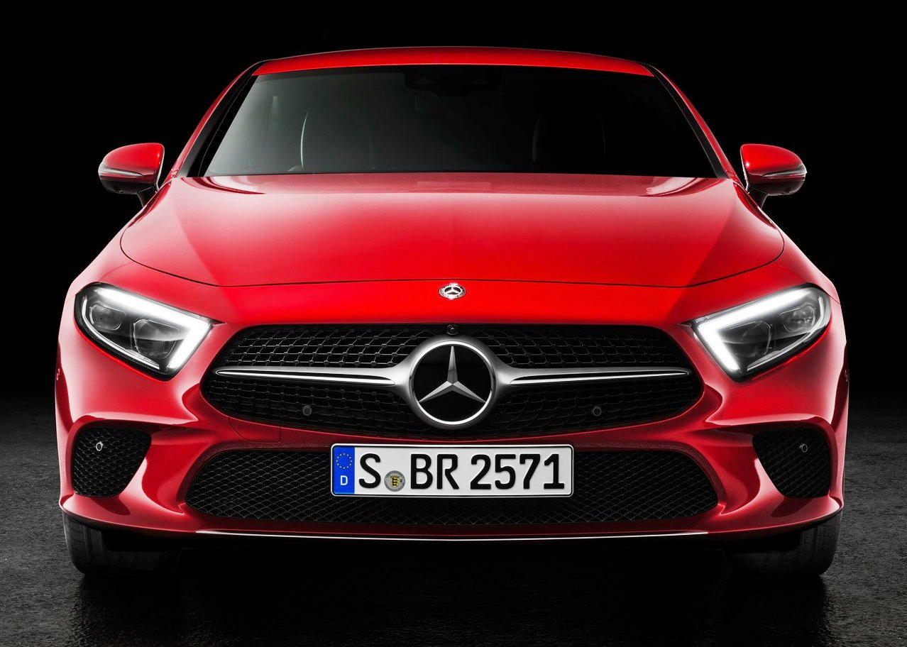 2019 Mercedes CLS Release Date