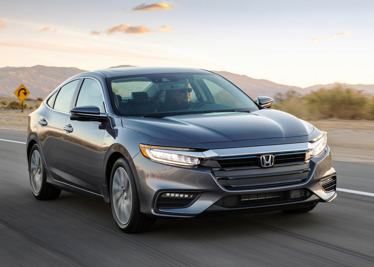 2020 Honda Insight Battery Range