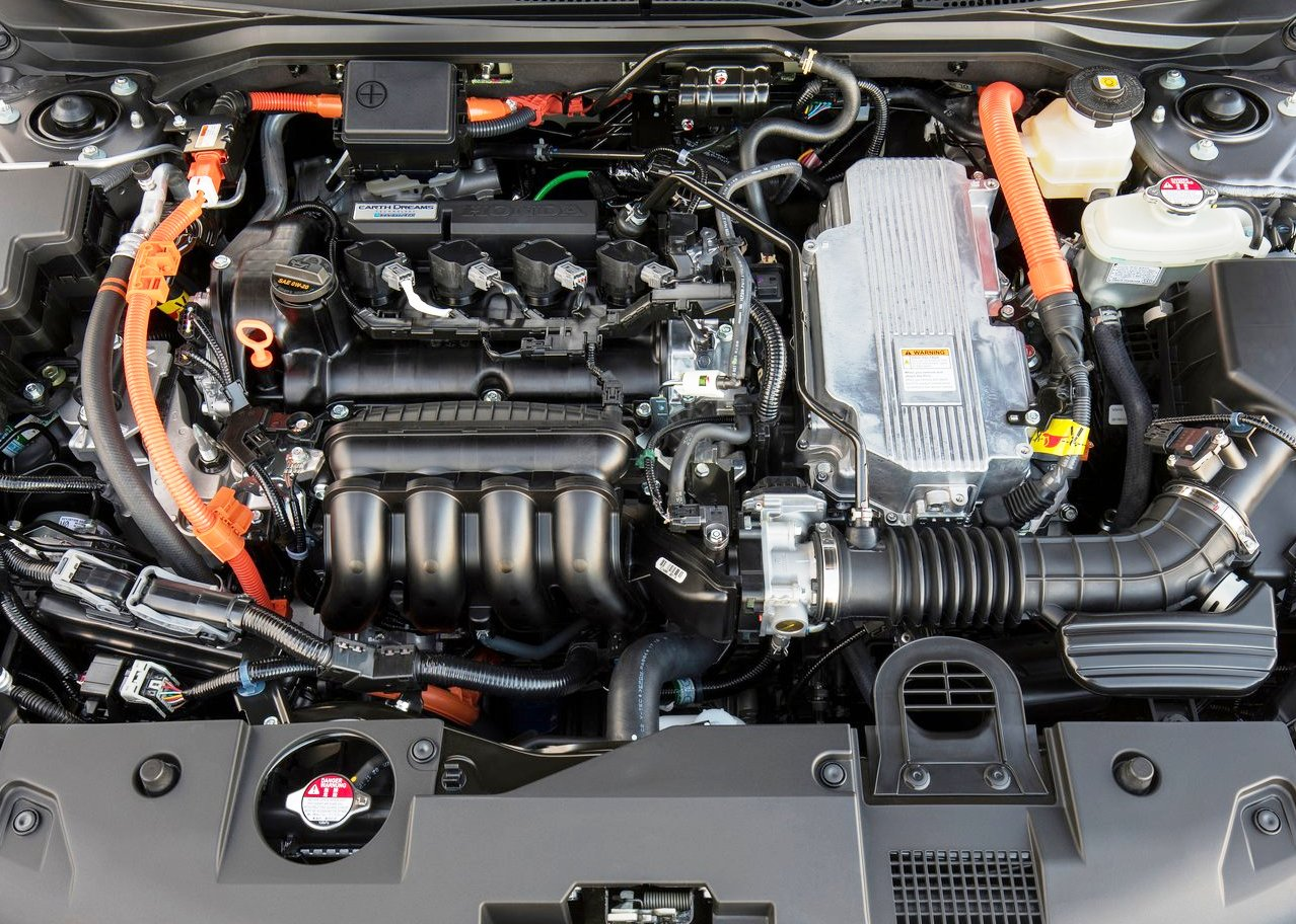 2020 Honda Insight Engine Specs