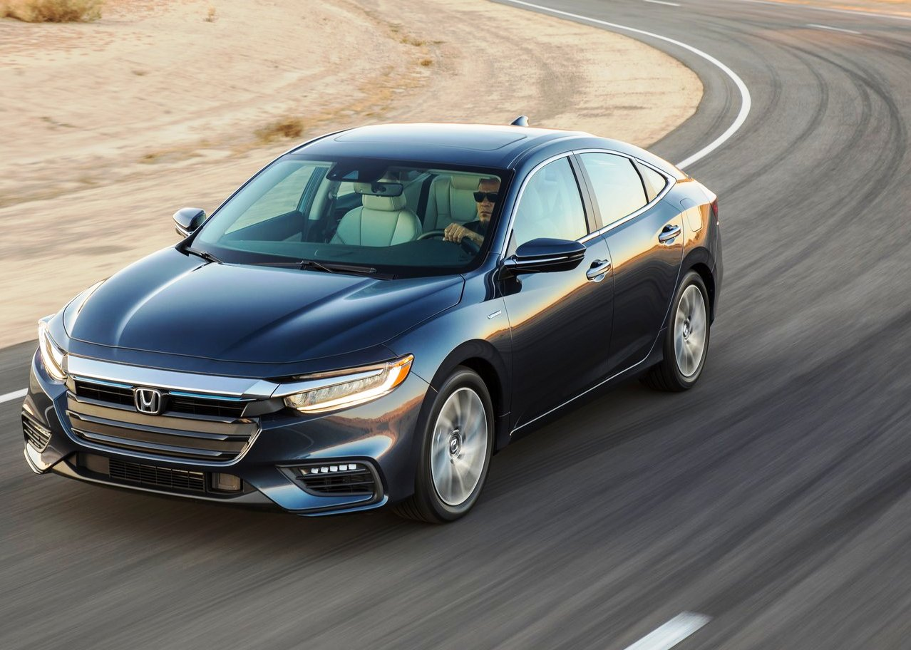 2020 Honda Insight Fuel Economy