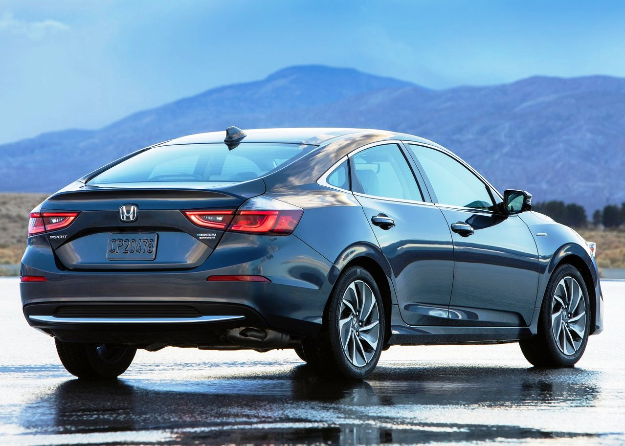 2020 Honda Insight Redesign and Changes