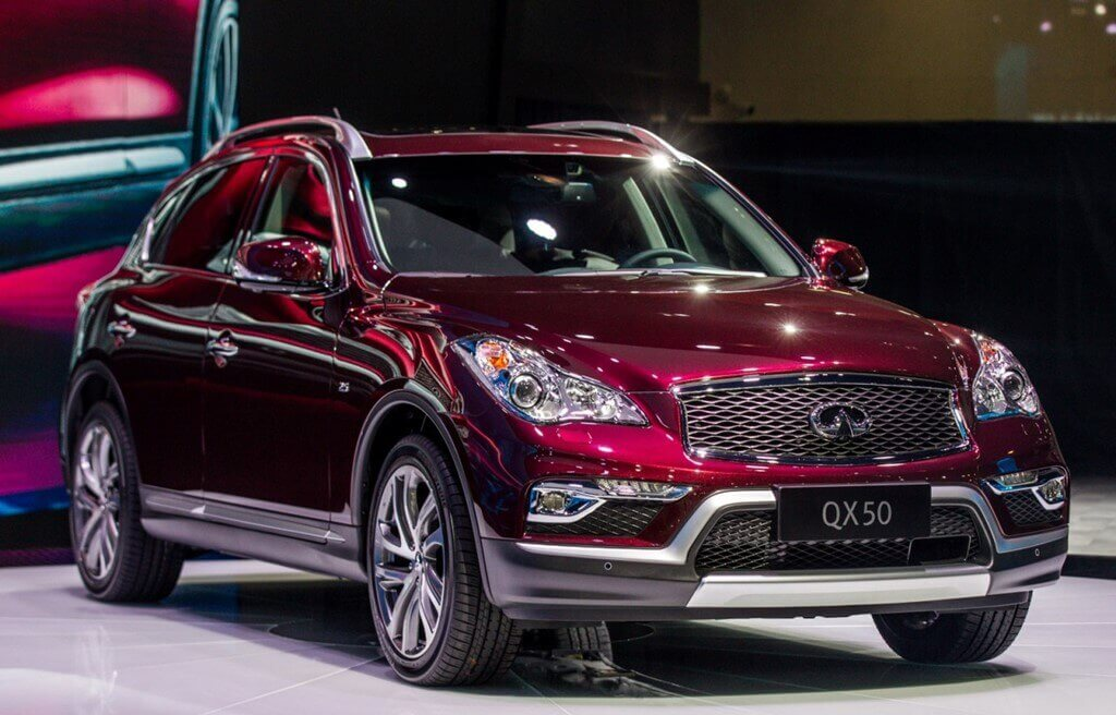 2020 Infiniti QX50 Release Date and Price