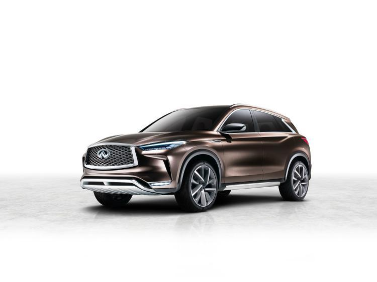 2020 Infiniti QX50 Specs - Best Luxury SUVs