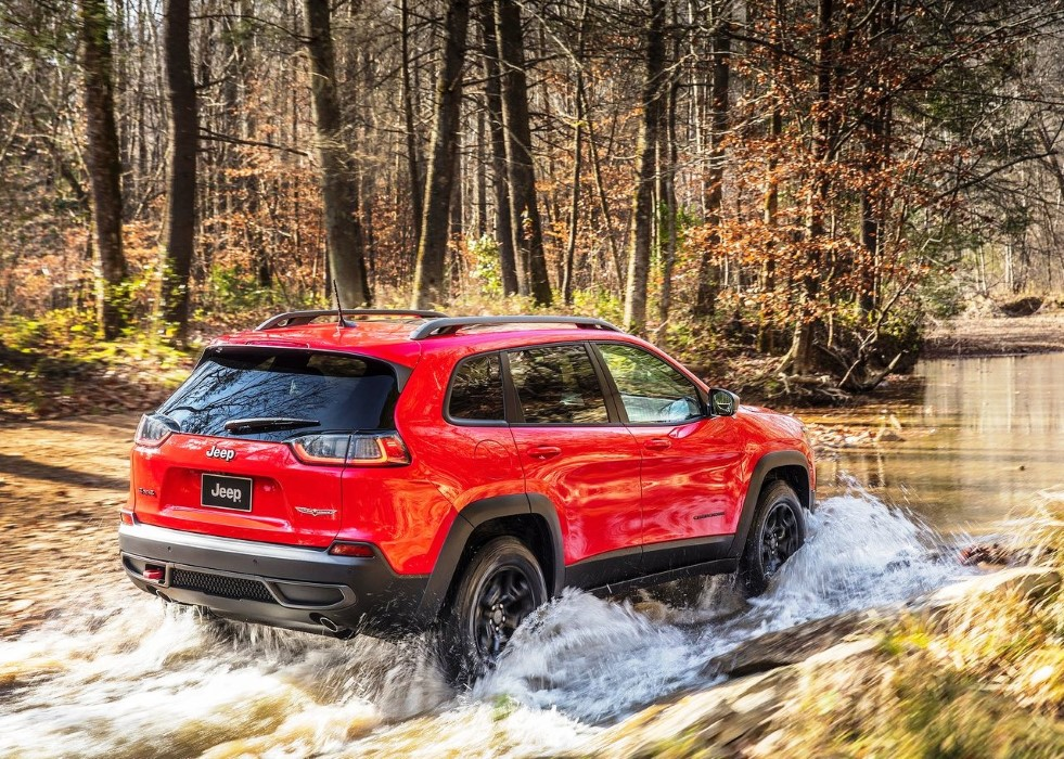 2020 Jeep Grand Cherokee New Generations Specs