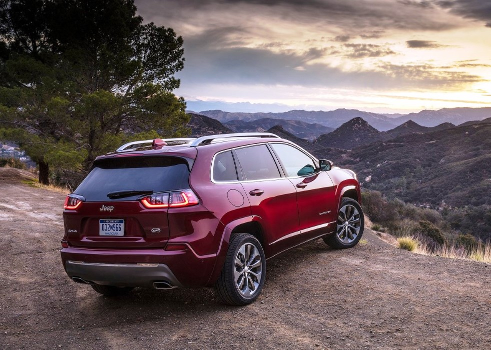 2020 Jeep Grand Cherokee Redesign and Changes
