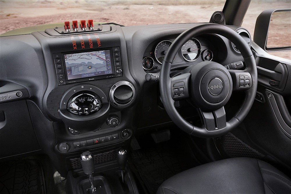 2020 Jeep Wrangler New Features