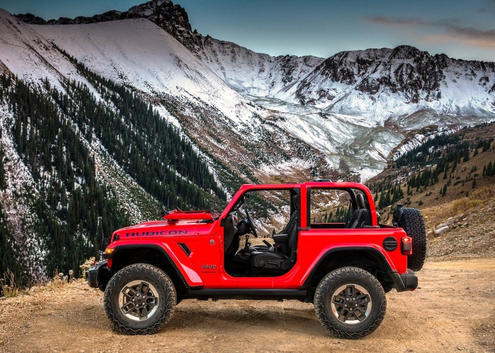 2020 Jeep Wrangler Plug in Hybrid Coming