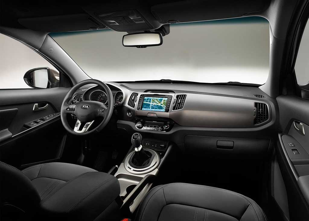 2020 Kia Sportage Changes Interior