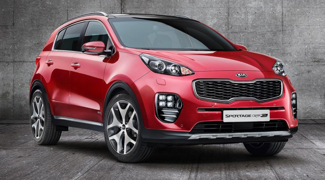 2020 Kia Sportage Changes and Improvement