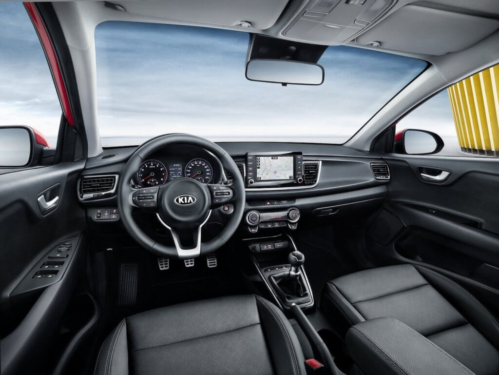 2020 Kia Sportage Interior Dimension