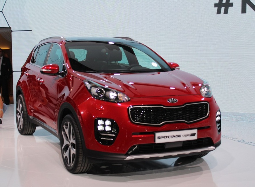 2020 Kia Sportage Redesign and Changes