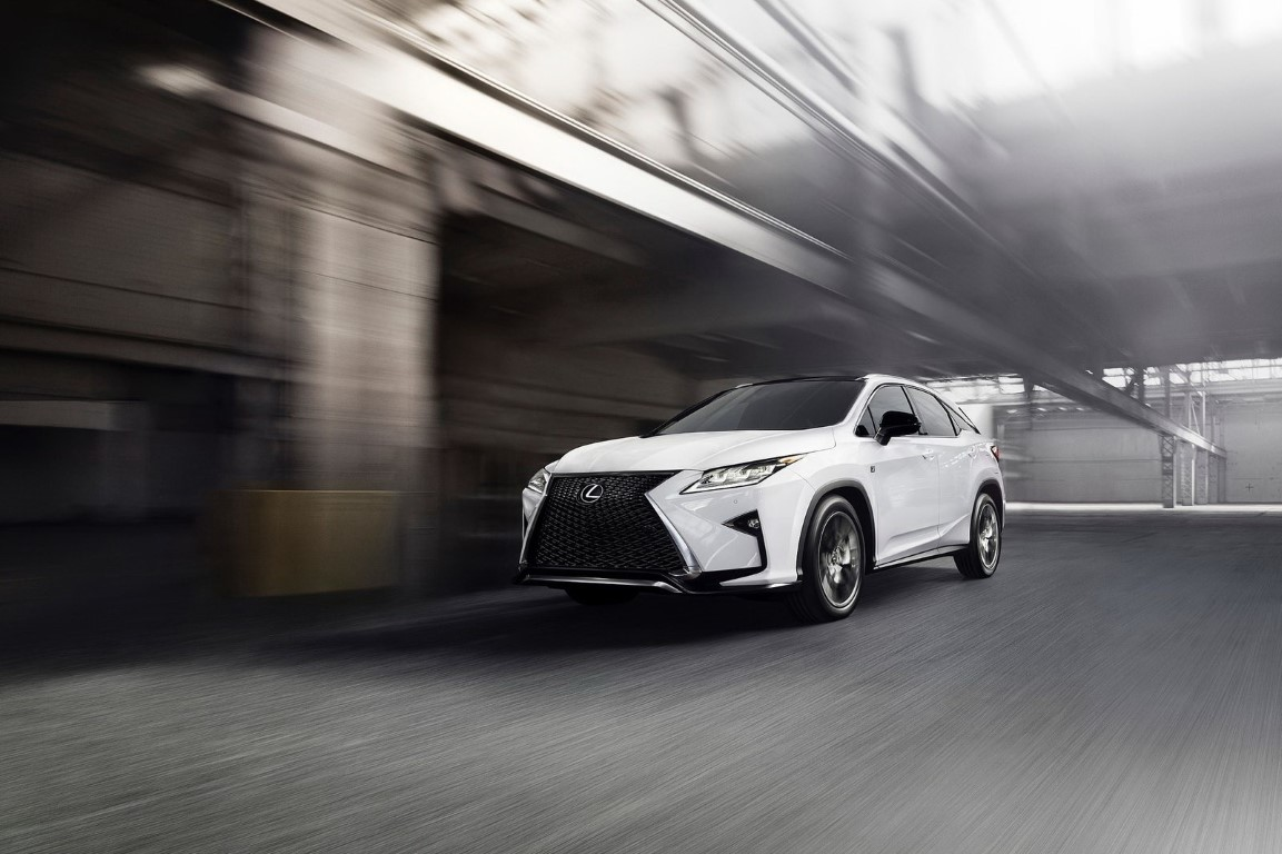 2020 Lexus RX 350 3rd Row Seating