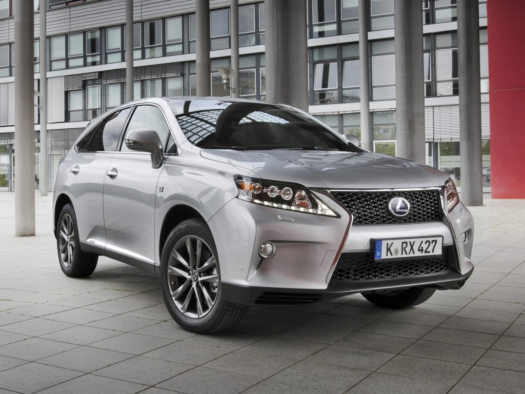 2020 Lexus RX 350 Colors