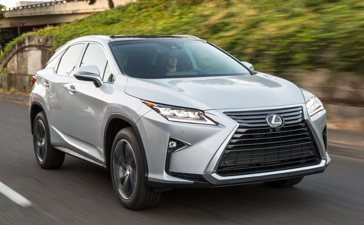 2020 Lexus Rx 350 Redesign And Changes