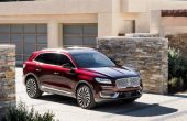 2020 Lincoln Nautilus Dimensions and Red Color Trims