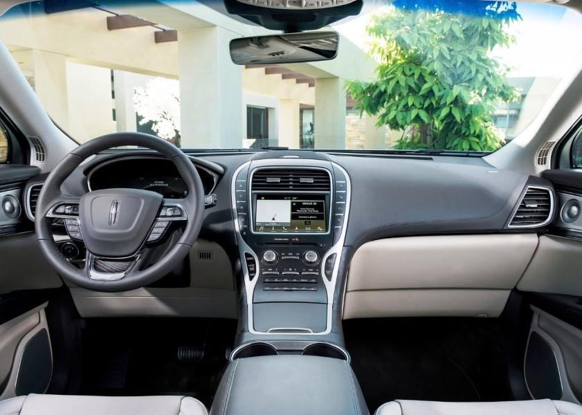 2020 Lincoln Nautilus Interior Features