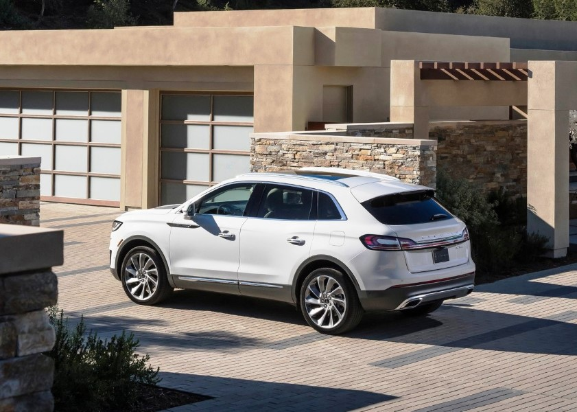 2020 Lincoln Nautilus Price and Availability