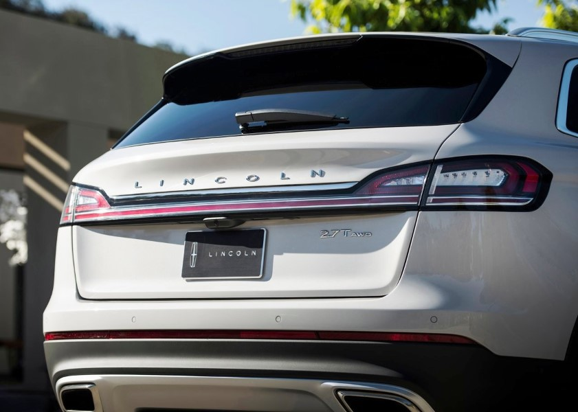 2020 Lincoln Nautilus Redesign and Changes