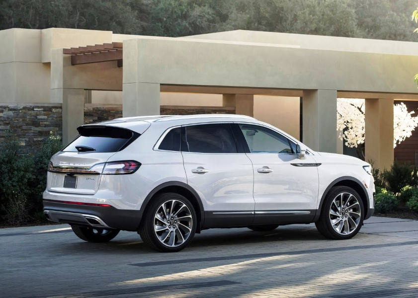 2020 Lincoln Nautilus SUV Gas Mileage and Horsepower