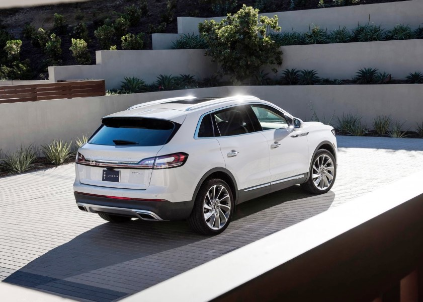 2020 Lincoln Nautilus SUV Release date and Price