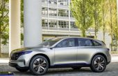 2020 Mercedes EQC SUV Availability