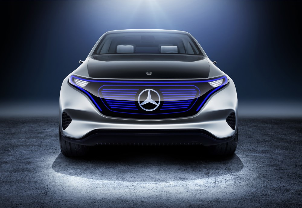 2020 Mercedes EQC Specification
