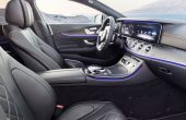Third Generation Mercedes Cls Interior Images