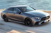 Third Generation Mercedes Cls Redesign and Changes