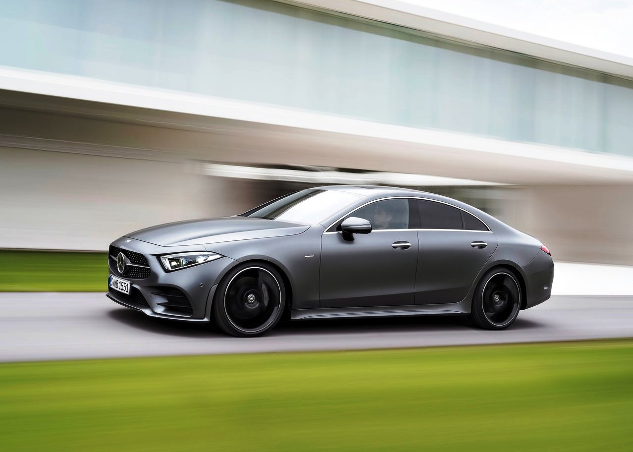 Updated Mercedes Benz CLS 2019 Release Date and Price
