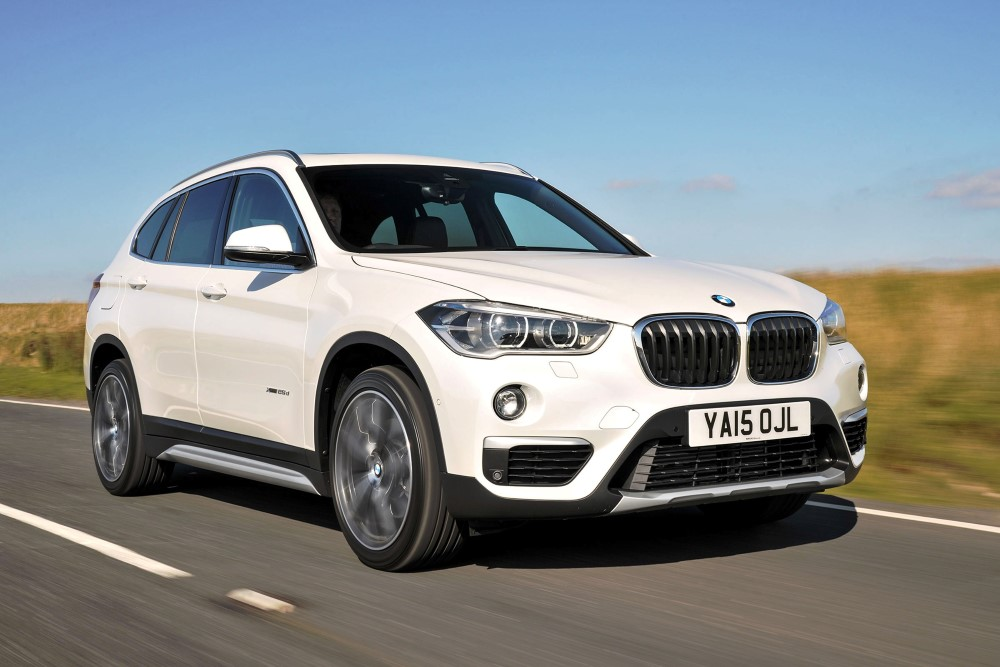 2020 BMW X1m Changes Exterior