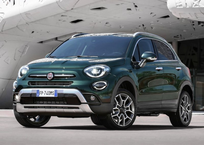 2020 Fiat 500X Redesign and Updates Exterior