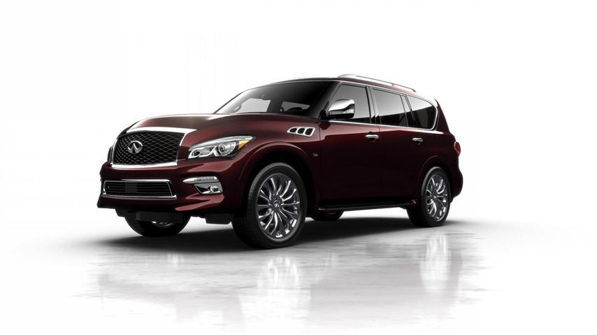 2020 Infiniti QX80 Price and Equipment