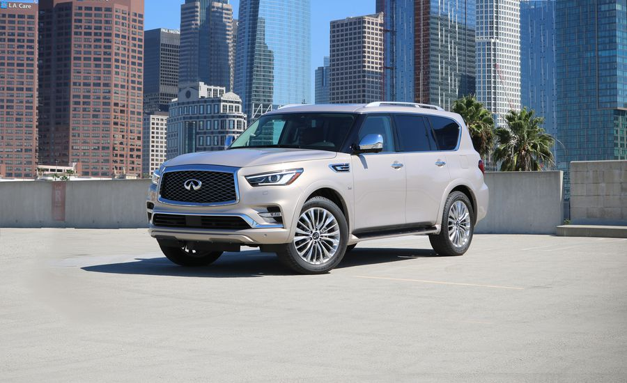 2020 Infiniti QX80 Release Date USA and Canada