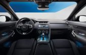 2020 Jaguar XQ Interior Features & Technology