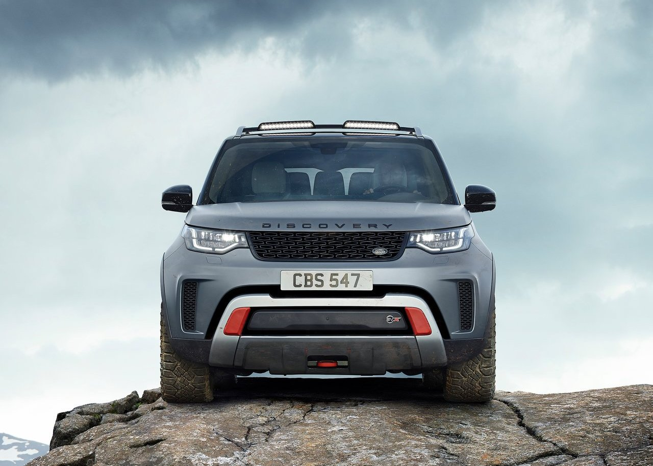 2020 Land Rover Discovery Svx For Sale Uk and Cost