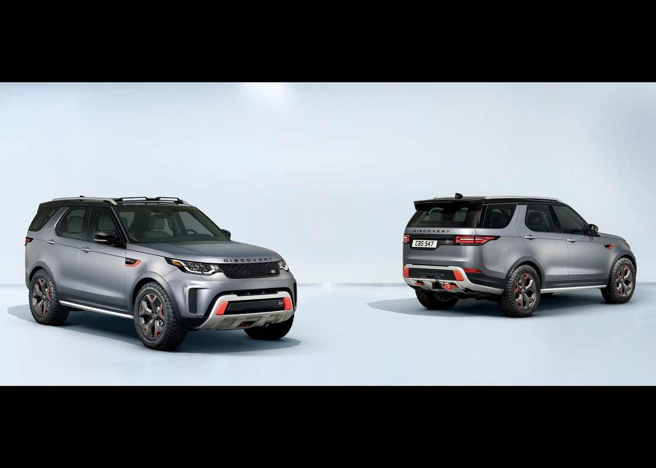 2020 Land Rover Discovery Svx Specs and Variant Trims Model
