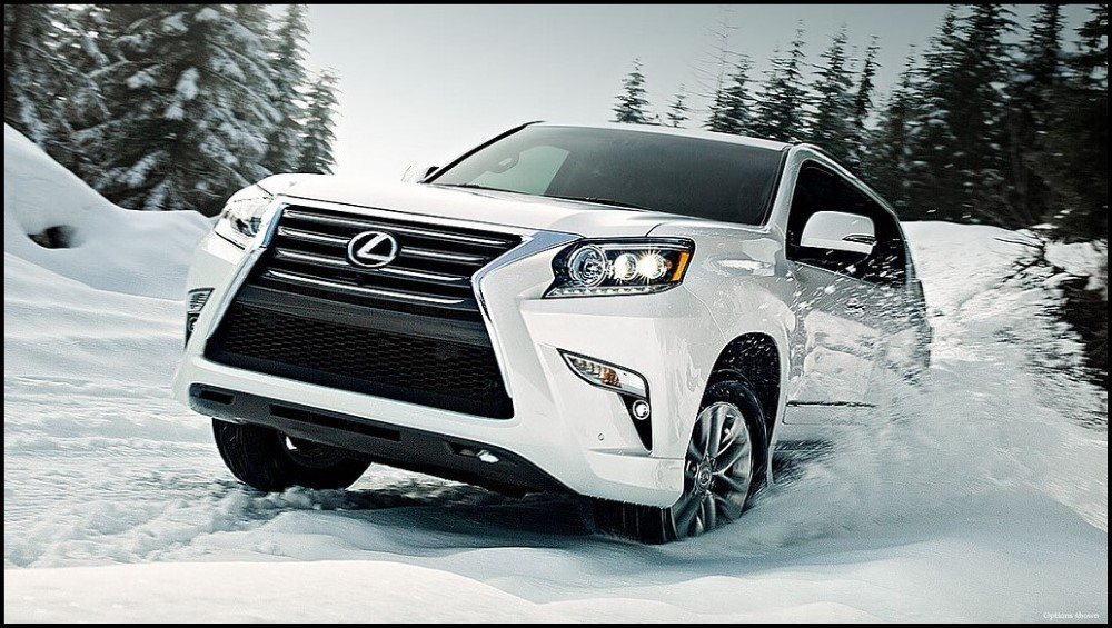 2020 Lexus GX 460 Redesign and Changes