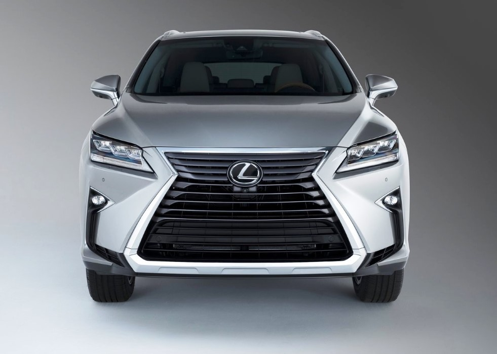 2020 Lexus RX L Redesign and Changes
