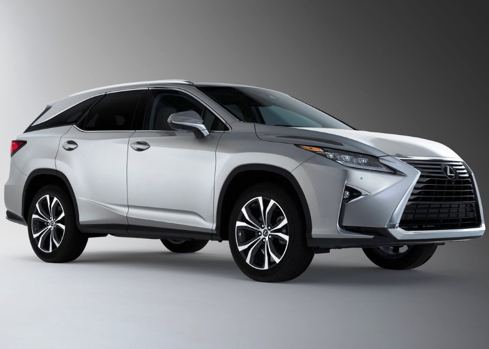 2020 Lexus RX L Release Date and Price