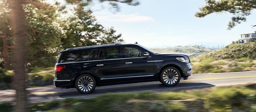 2020 Lincoln Navigator 0-60 Accelerations