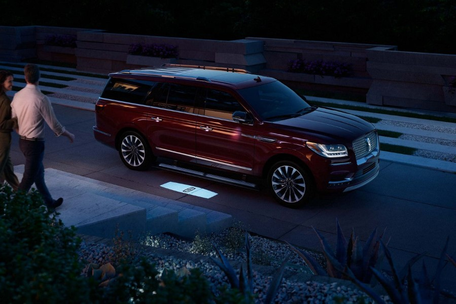 2020 Lincoln Navigator Black Label Redesign