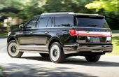 2020 Lincoln Navigator V8 Engine Performance