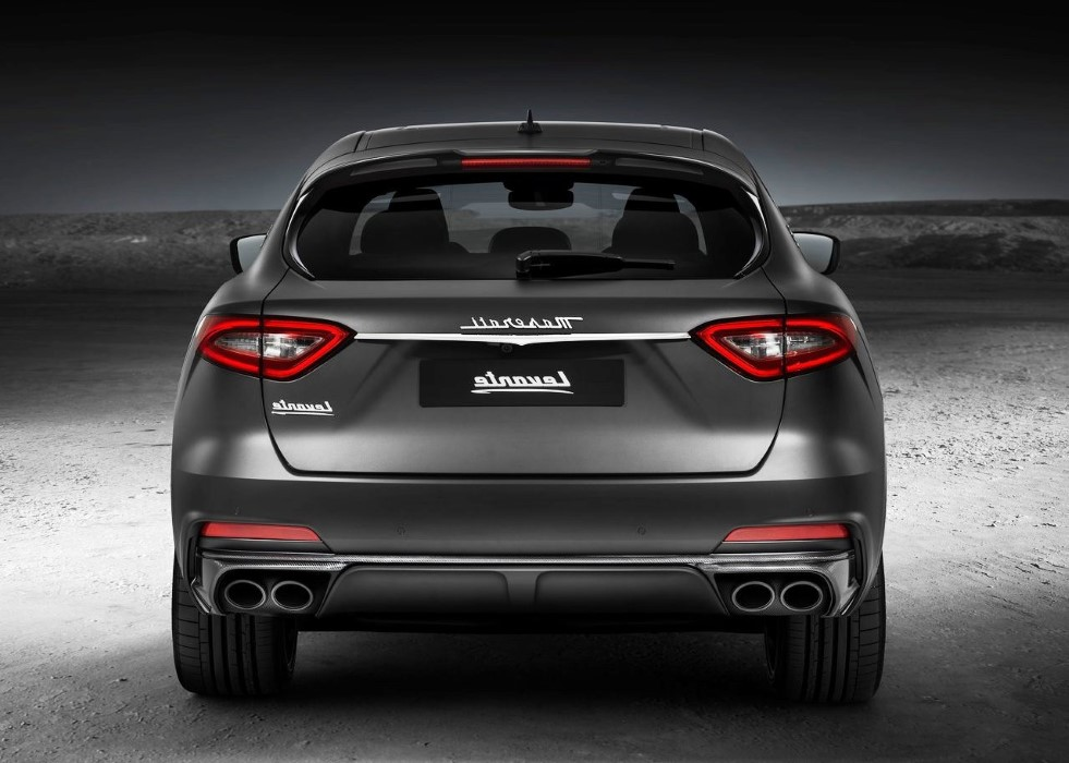 2020 Maserati Levante Trofeo Performance