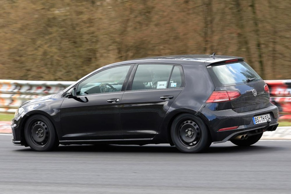 2020 VW Golf R Specs & Features