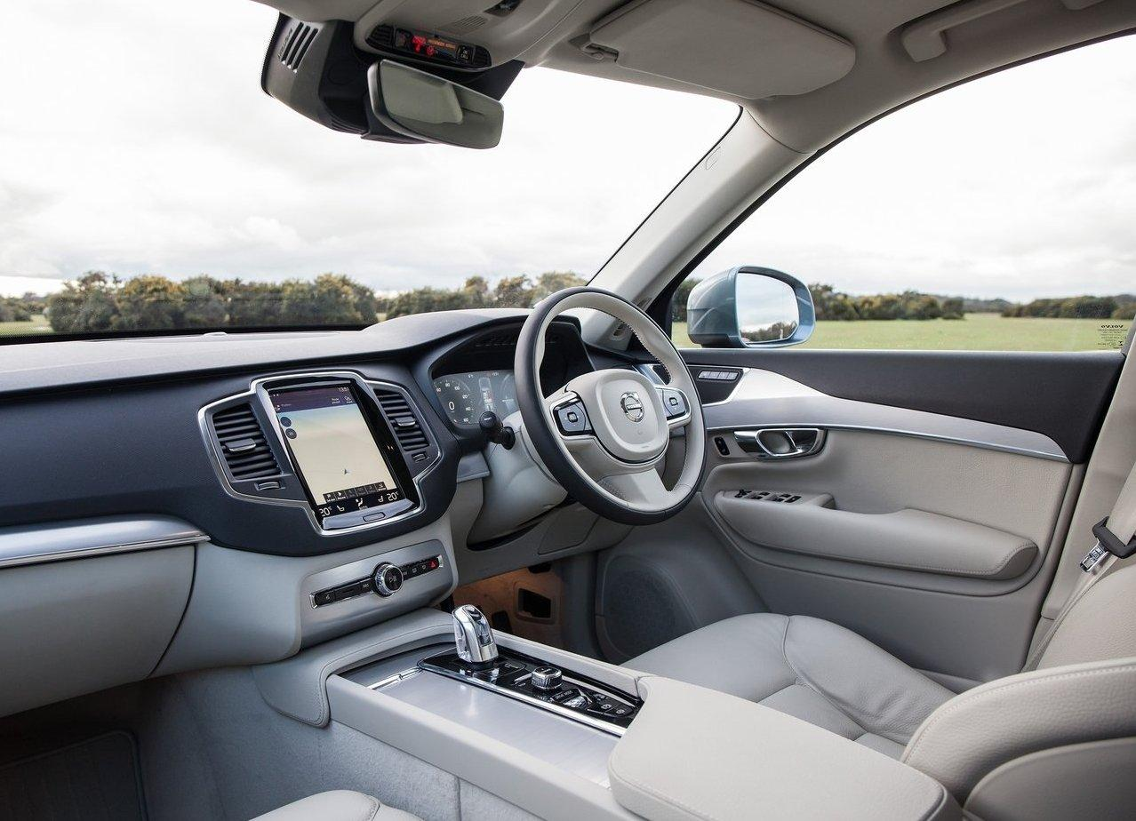 2020 Volvo XC60 Interior Changes